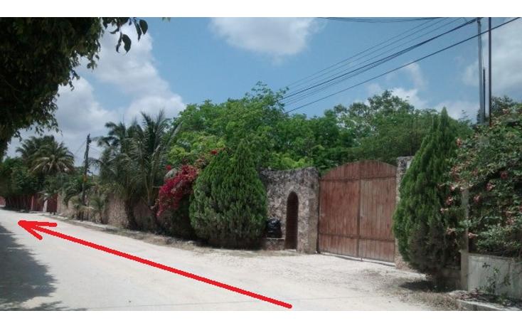 Foto de terreno habitacional en venta en  , doctores ii, benito juárez, quintana roo, 1862258 No. 08