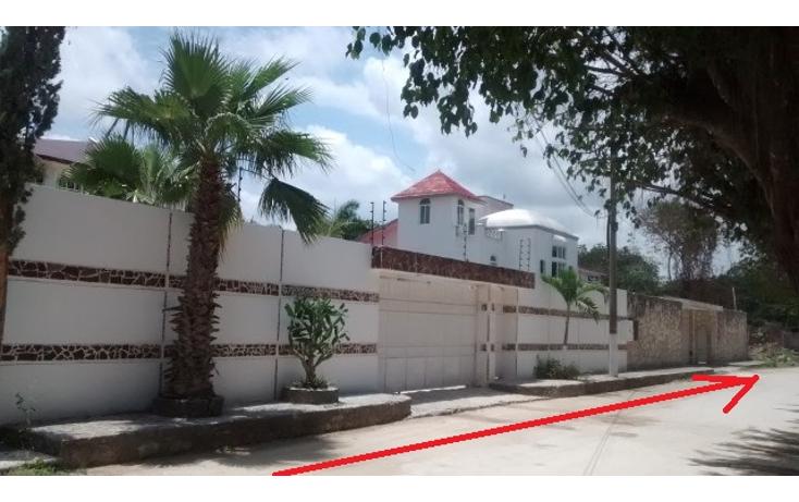 Foto de terreno habitacional en venta en  , doctores ii, benito juárez, quintana roo, 1862258 No. 09