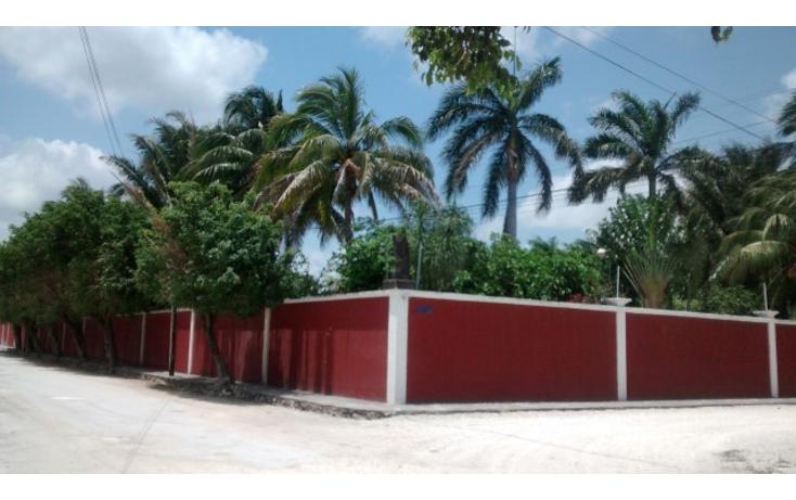 Foto de terreno habitacional en venta en  , doctores ii, benito juárez, quintana roo, 1862258 No. 11