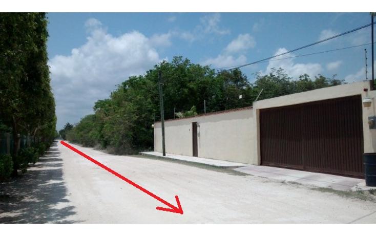 Foto de terreno habitacional en venta en  , doctores ii, benito juárez, quintana roo, 1862258 No. 13
