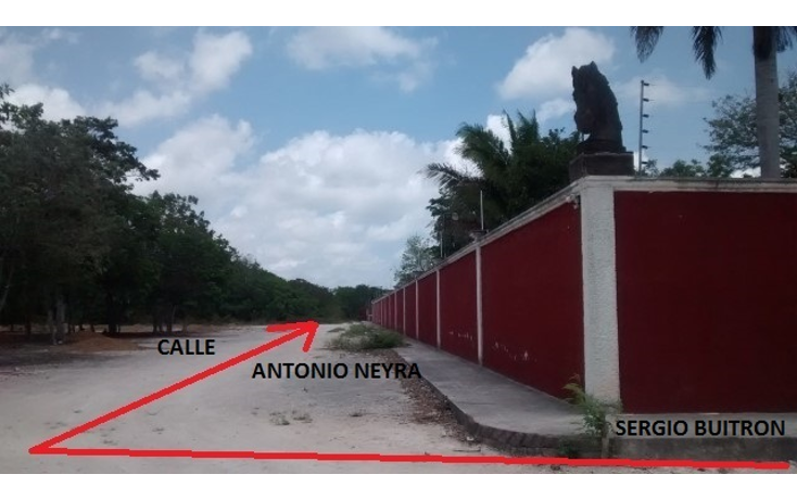 Foto de terreno habitacional en venta en  , doctores ii, benito juárez, quintana roo, 1862258 No. 14