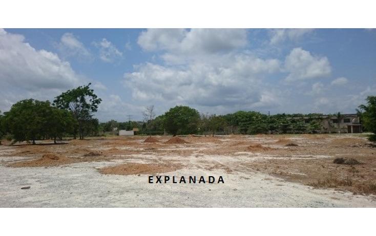 Foto de terreno habitacional en venta en  , doctores ii, benito juárez, quintana roo, 1862258 No. 16