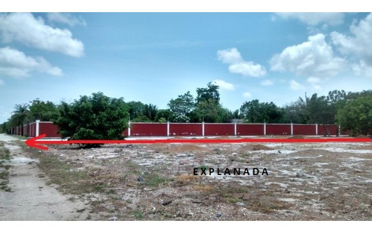 Foto de terreno habitacional en venta en  , doctores ii, benito juárez, quintana roo, 1862258 No. 20