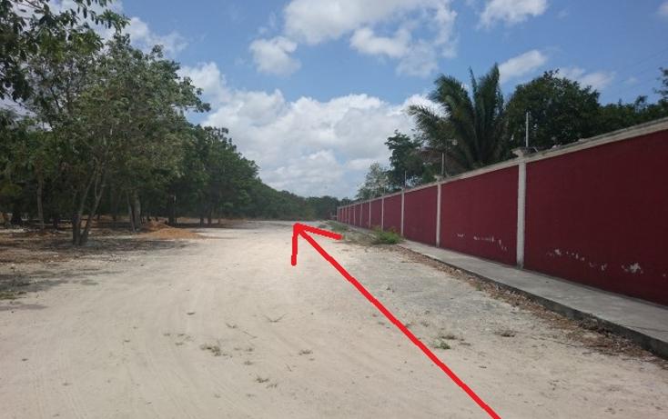 Foto de terreno habitacional en venta en  , doctores ii, benito juárez, quintana roo, 1862258 No. 21