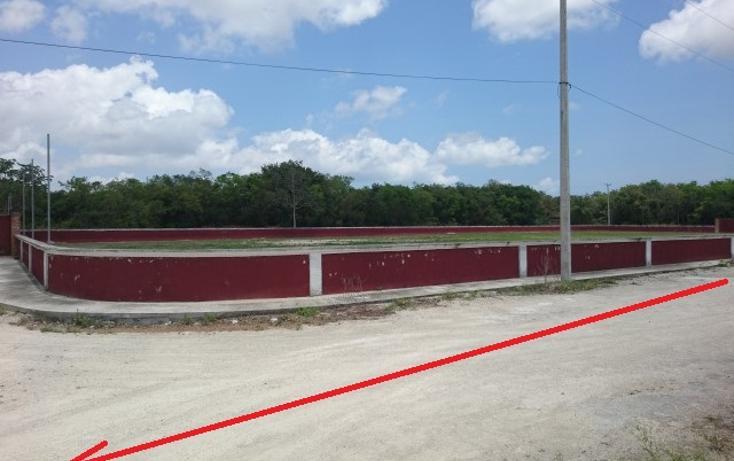 Foto de terreno habitacional en venta en  , doctores ii, benito juárez, quintana roo, 1862258 No. 22