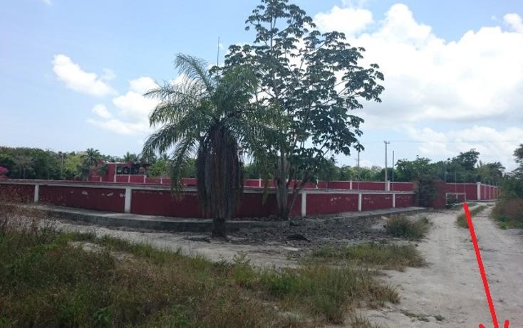 Foto de terreno habitacional en venta en  , doctores ii, benito juárez, quintana roo, 1862258 No. 23