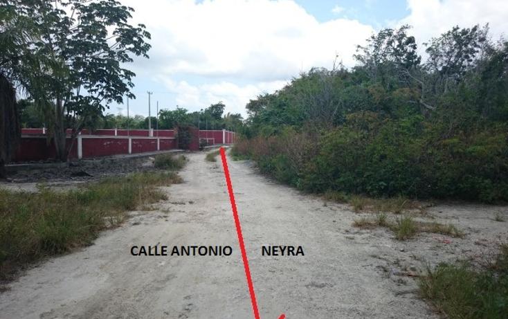 Foto de terreno habitacional en venta en  , doctores ii, benito juárez, quintana roo, 1862258 No. 24