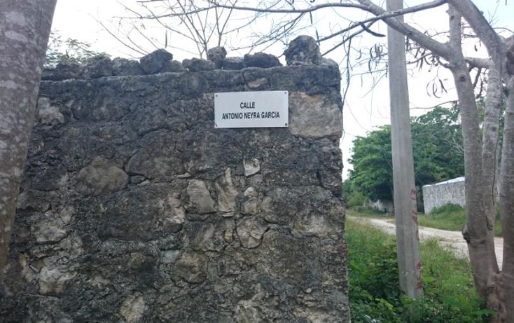 Foto de terreno habitacional en venta en  , doctores ii, benito juárez, quintana roo, 1862258 No. 25