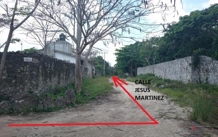 Foto de terreno habitacional en venta en  , doctores ii, benito juárez, quintana roo, 1862258 No. 27