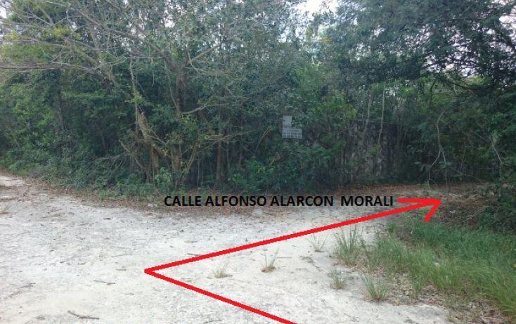 Foto de terreno habitacional en venta en, doctores ii, benito juárez, quintana roo, 1862258 no 28