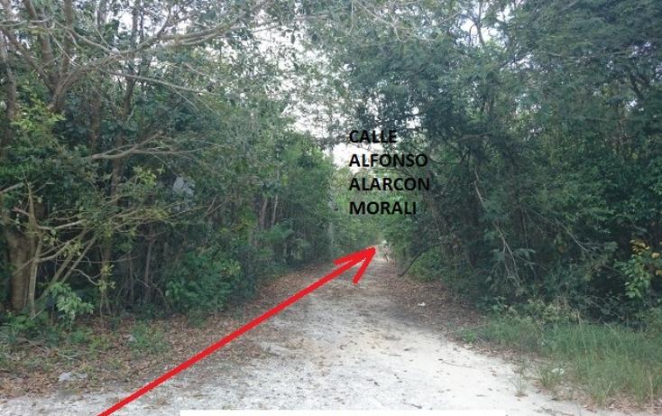 Foto de terreno habitacional en venta en  , doctores ii, benito juárez, quintana roo, 1862258 No. 29