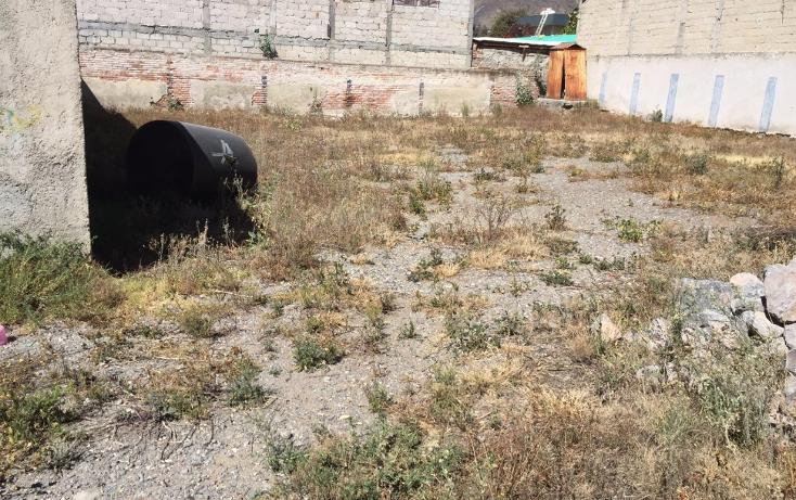 Foto de terreno comercial en venta en  , doctores, pachuca de soto, hidalgo, 1700590 No. 04