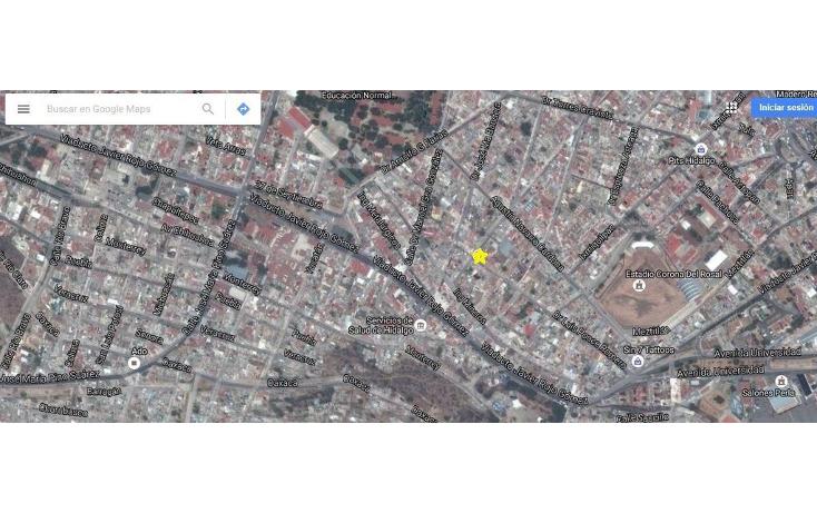 Foto de terreno comercial en venta en  , doctores, pachuca de soto, hidalgo, 1700590 No. 05