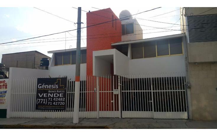 Foto de casa en venta en  , doctores, pachuca de soto, hidalgo, 1912070 No. 01