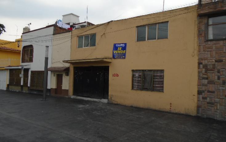 Foto de terreno habitacional en venta en  , doctores, toluca, méxico, 1170997 No. 02