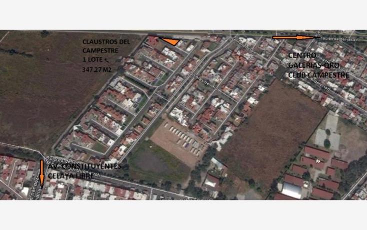 Foto de terreno habitacional en venta en dolores del rio 202 b, claustros del campestre, corregidora, querétaro, 1467029 No. 01