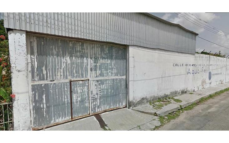Foto de nave industrial en venta en  , dolores otero, m?rida, yucat?n, 2013486 No. 01