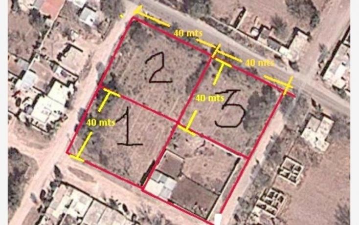 Foto de terreno habitacional en venta en dom conocido, hidalgo, durango, durango, 394482 no 03