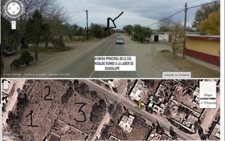 Foto de terreno habitacional en venta en dom conocido, hidalgo, durango, durango, 394482 no 04