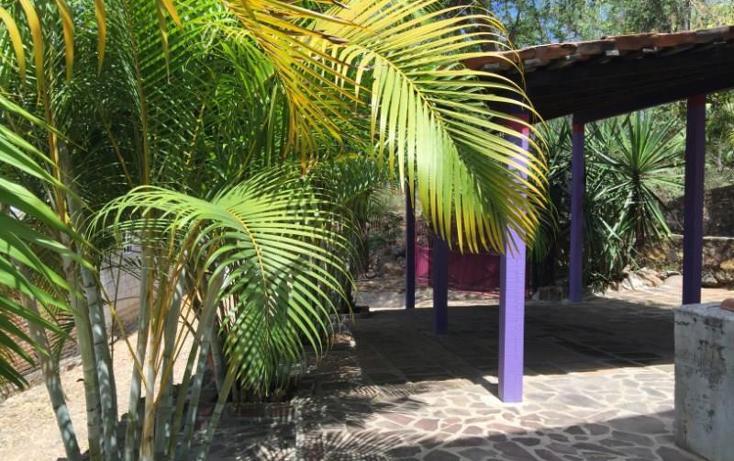 Foto de casa en venta en domicilio conocido 10, copala, concordia, sinaloa, 1547428 No. 22