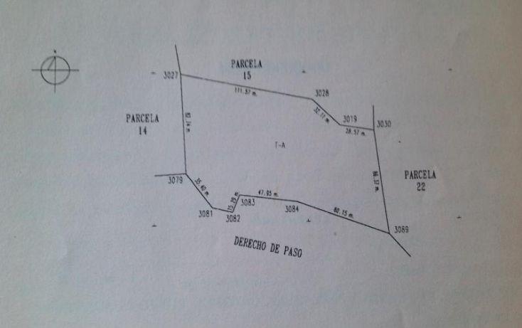 Foto de terreno comercial en venta en domicilio conocido, apapátaro, huimilpan, querétaro, 471594 no 04