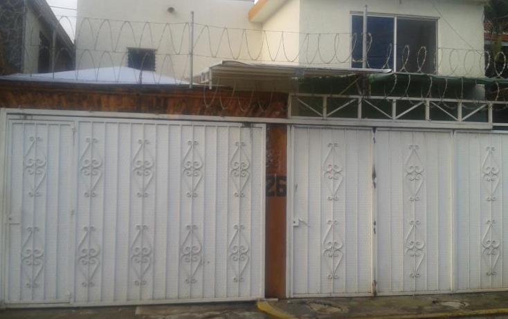 Foto de casa en venta en  , ciudad chapultepec, cuernavaca, morelos, 1341079 No. 01