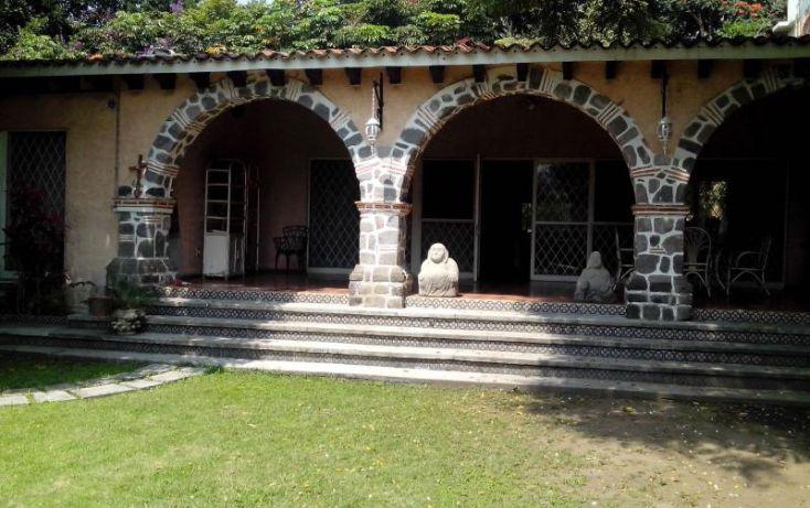 Foto de casa en venta en domicilio conocido, cuernavaca centro, cuernavaca, morelos, 1534138 no 01