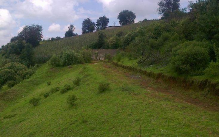 Foto de terreno habitacional en venta en domicilio conocido, los arana, villa del carbón, estado de méxico, 1526984 no 01