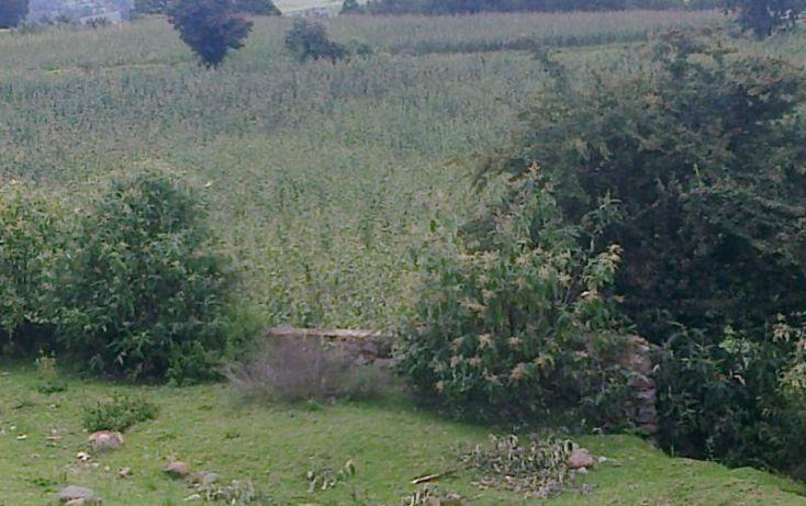 Foto de terreno habitacional en venta en domicilio conocido, los arana, villa del carbón, estado de méxico, 1526984 no 02