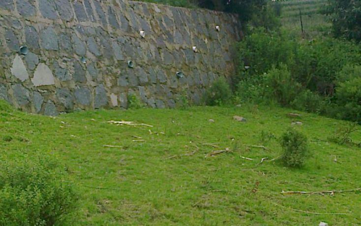 Foto de terreno habitacional en venta en domicilio conocido, los arana, villa del carbón, estado de méxico, 1526984 no 03