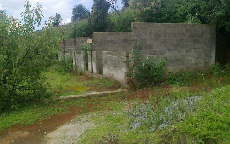 Foto de terreno habitacional en venta en domicilio conocido, los arana, villa del carbón, estado de méxico, 1526984 no 04