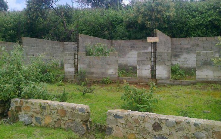 Foto de terreno habitacional en venta en domicilio conocido, los arana, villa del carbón, estado de méxico, 1526984 no 05
