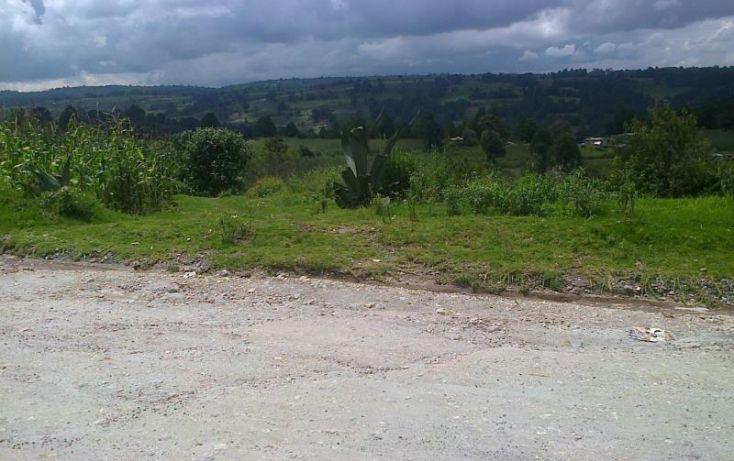 Foto de terreno habitacional en venta en domicilio conocido, los arana, villa del carbón, estado de méxico, 1526984 no 06