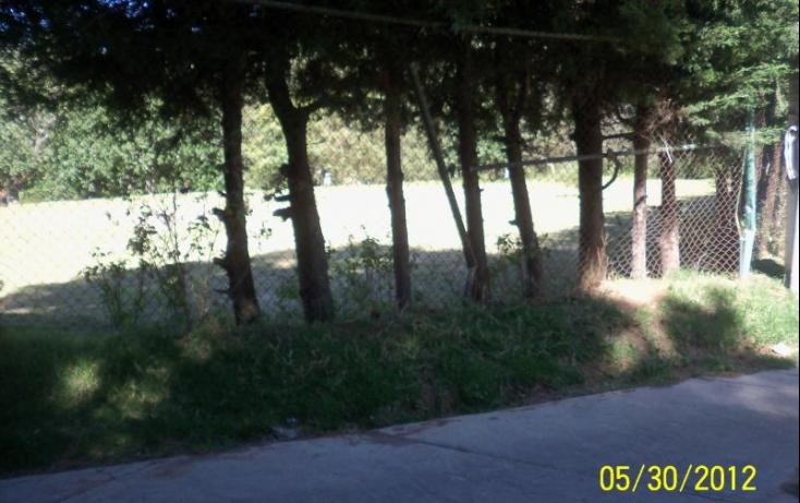 Foto de terreno habitacional en venta en domicilio conocido, los domínguez, los domínguez, villa del carbón, estado de méxico, 571334 no 02