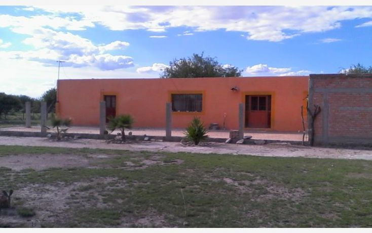Foto de rancho en venta en domicilio conocido, palo alto, el llano, aguascalientes, 2040648 no 01