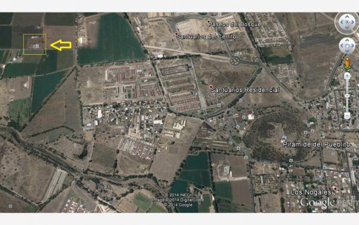 Foto de terreno habitacional en venta en domicilio conocido, parcela 109 z1, ampliación el pueblito, corregidora, querétaro, 776409 no 05
