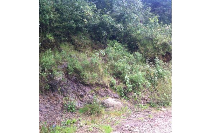 Foto de terreno habitacional en venta en domicilio conocido, san juan yautepec, huixquilucan, estado de méxico, 608150 no 02