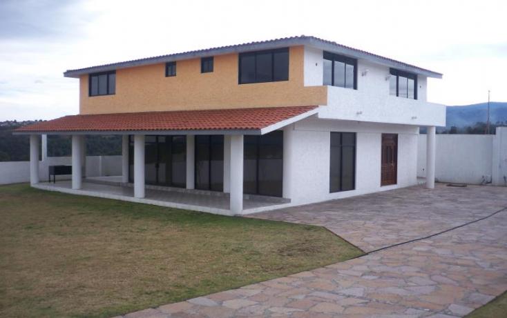 Foto de casa en venta en domicilio conocido, san lucas, villa del carbón, estado de méxico, 821403 no 01