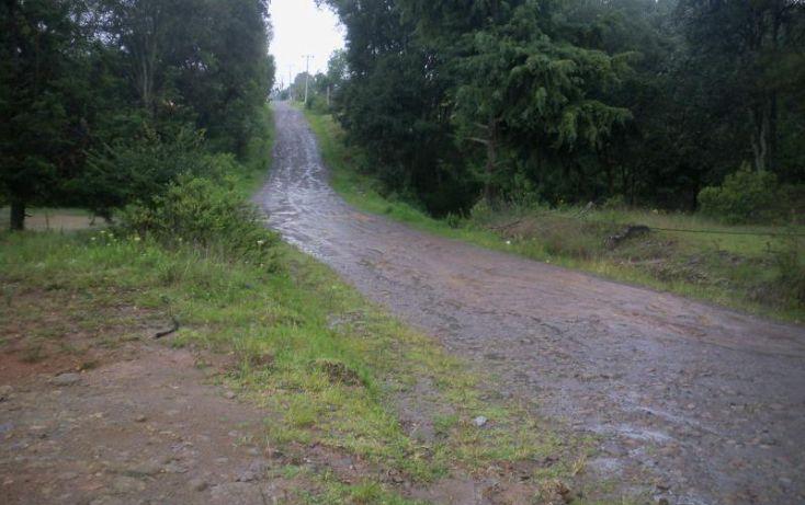 Foto de terreno habitacional en venta en domicilio conocido, san martín cachihuapan, villa del carbón, estado de méxico, 957305 no 04