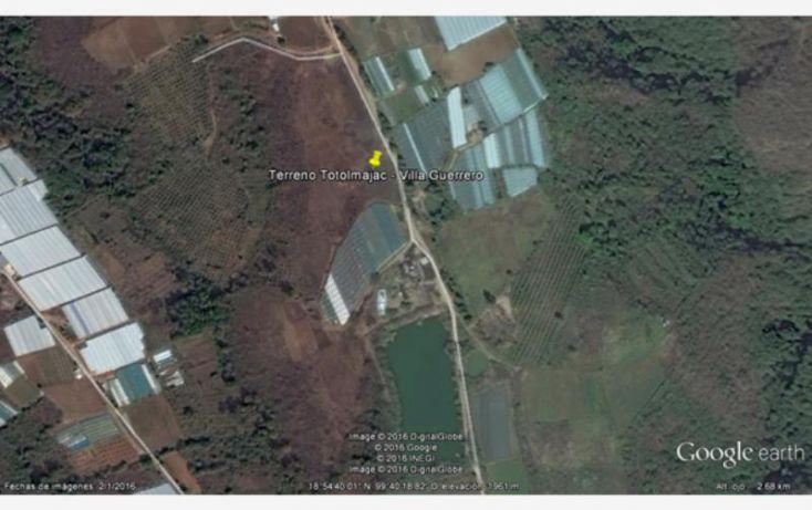 Foto de terreno habitacional en venta en domicilio conocido, totolmajac, villa guerrero, estado de méxico, 2031162 no 01