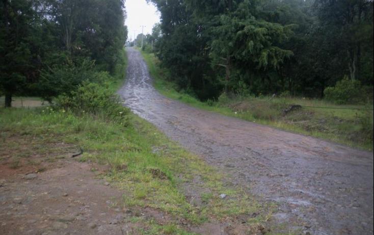 Foto de terreno habitacional en venta en domicilio conocido, villa del carbón, villa del carbón, estado de méxico, 616588 no 04