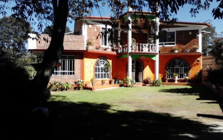 Foto de casa en venta en domicilio conocido, villa del carbón, villa del carbón, estado de méxico, 821385 no 01