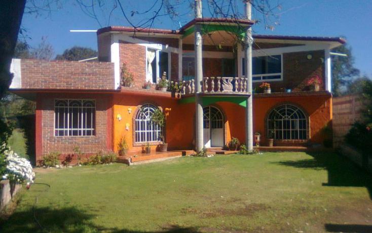 Foto de casa en venta en domicilio conocido, villa del carbón, villa del carbón, estado de méxico, 821385 no 02