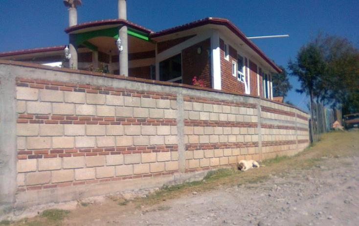 Foto de casa en venta en domicilio conocido, villa del carbón, villa del carbón, estado de méxico, 821385 no 04