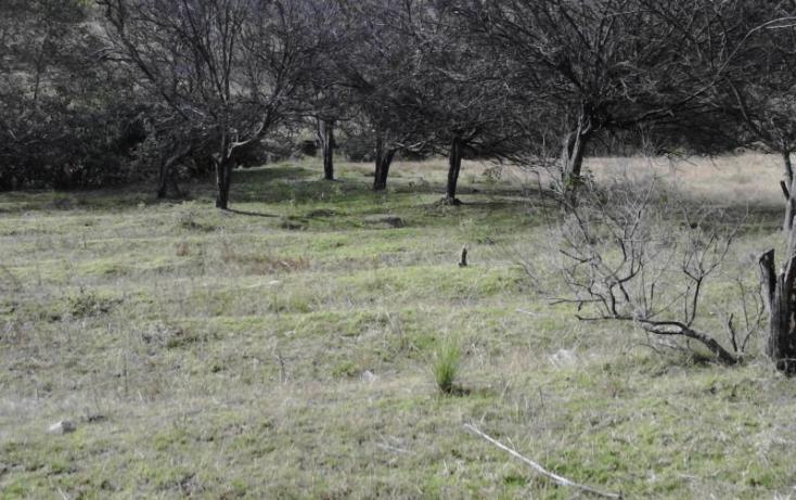 Foto de terreno habitacional en venta en domicilio conocido, villa del carbón, villa del carbón, estado de méxico, 854039 no 02