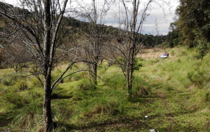 Foto de terreno habitacional en venta en domicilio conocido, villa del carbón, villa del carbón, estado de méxico, 854039 no 03