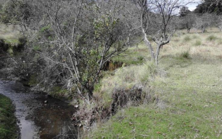 Foto de terreno habitacional en venta en domicilio conocido, villa del carbón, villa del carbón, estado de méxico, 854039 no 04