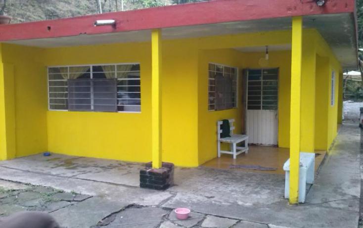 Foto de casa en venta en domilicio conocido, xonoxintla, chocamán, veracruz, 373319 no 01
