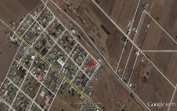 Foto de terreno habitacional en venta en  , domingo de muñoz arenas, muñoz de domingo arenas, tlaxcala, 1222373 No. 02