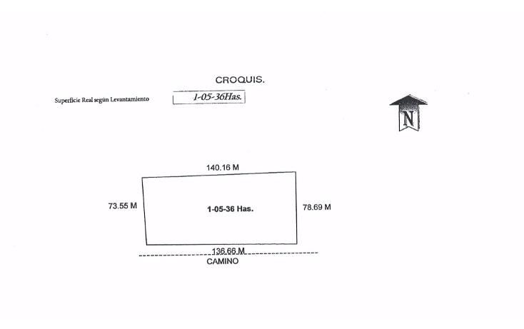Foto de terreno habitacional en venta en  , tepatitlán de morelos centro, tepatitlán de morelos, jalisco, 1828663 No. 07
